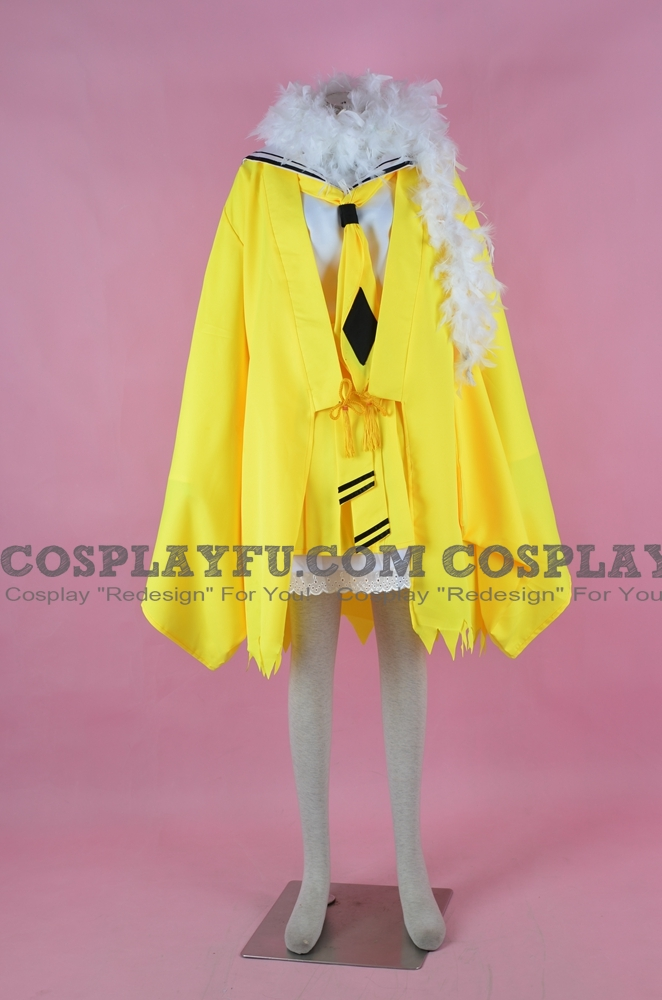 Jolteon Cosplay Costume (Human) from Pokemon