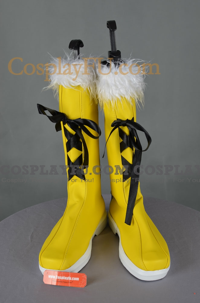 Jolteon Shoes (Human) from Pokemon