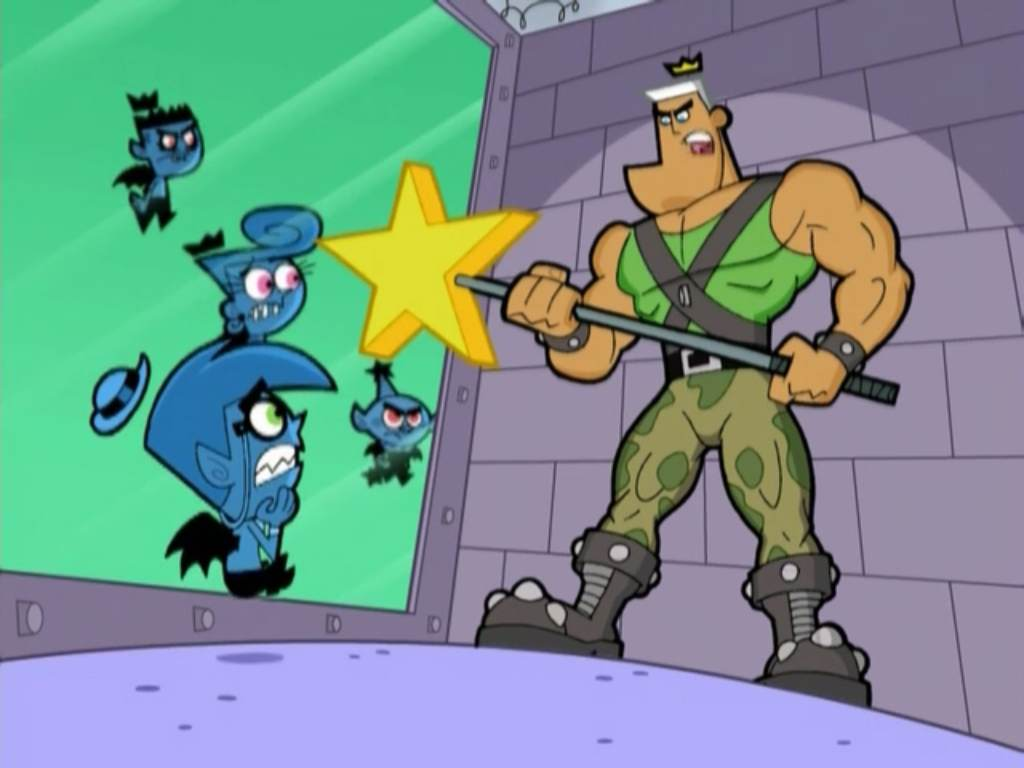 Jorgen Cosplay Costume from The Fairly OddParents