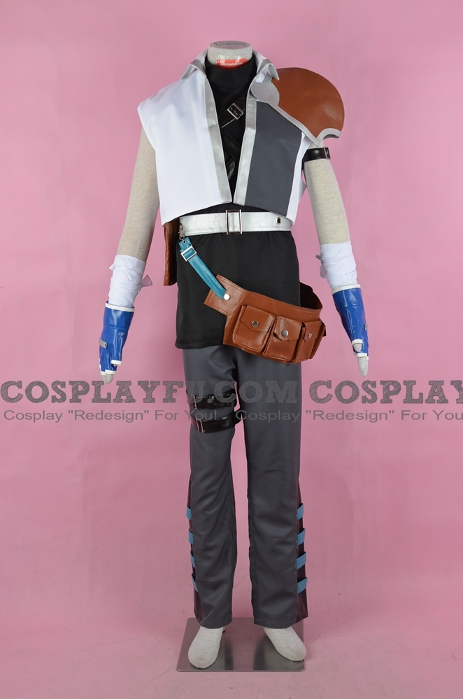Joshua Cosplay Costume from The Legend of Heroes Sora no Kiseki The 3rd