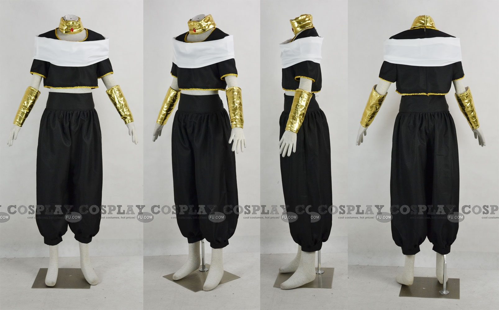 Judal Cosplay Costume from Magi