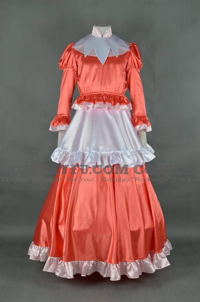 Juliet Cosplay Costume (Ball Gown Dress) from Romeo x Juliet