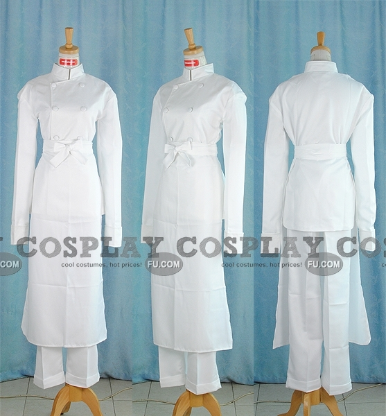 Jun Cosplay Costume from Working