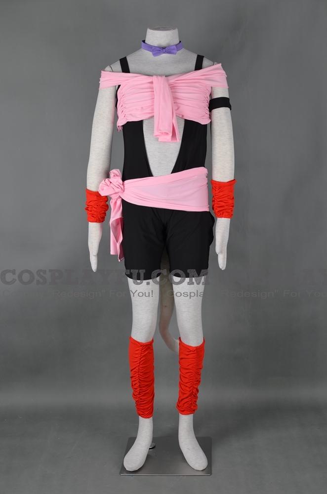 Juri Cosplay Costume from YuYu Hakusho