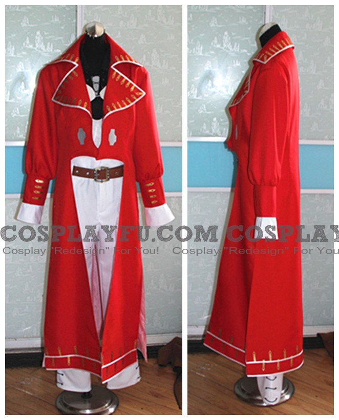 Juste Cosplay Costume from Castlevania