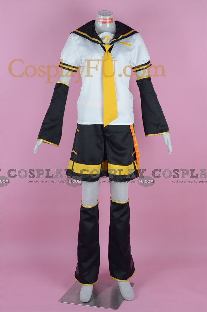 Kagamine Cosplay Costume (46-007) from Vocaloid