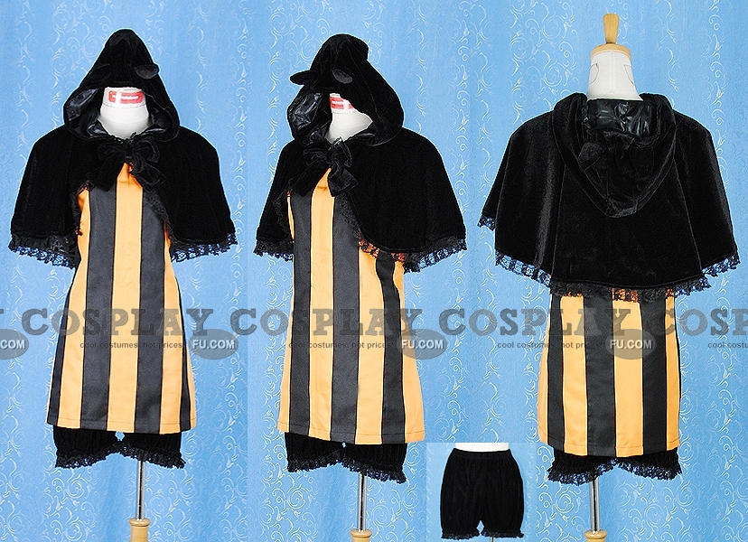 Len Cosplay Costume (Dream Meltic Halloween) from Vocaloid