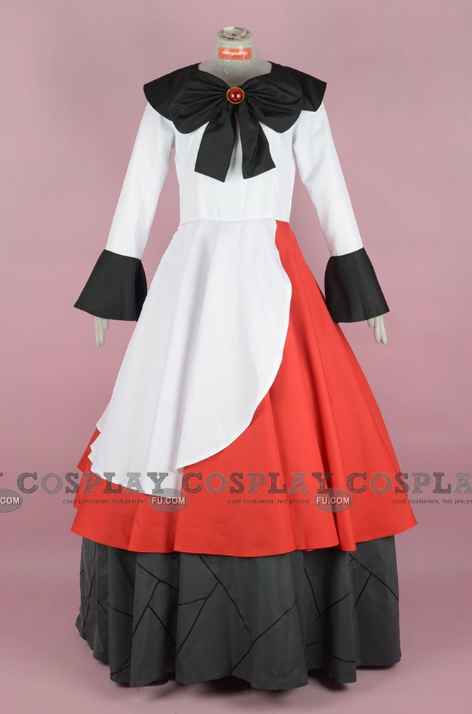 Kagerou Cosplay Costume(2nd) from Touhou Project