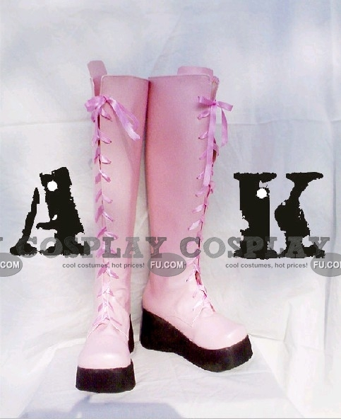 Kingdom Hearts Kairi Scarpe