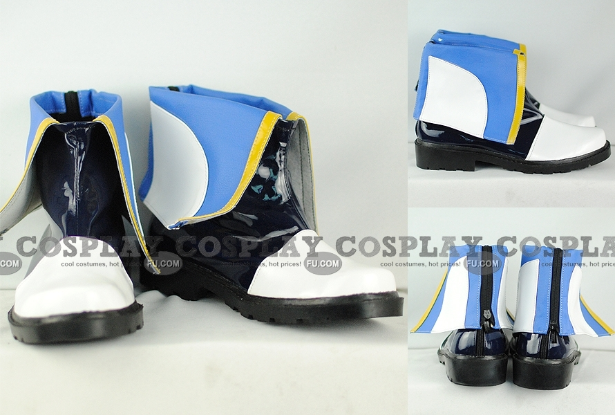 Kaito Shoes (A344) from Vocaloid