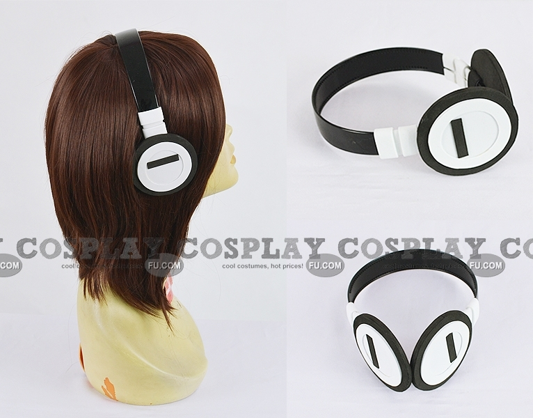 Kaito Headphone from Vocaloid