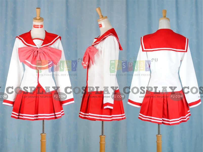 Kamigishi Cosplay Costume from To Heart