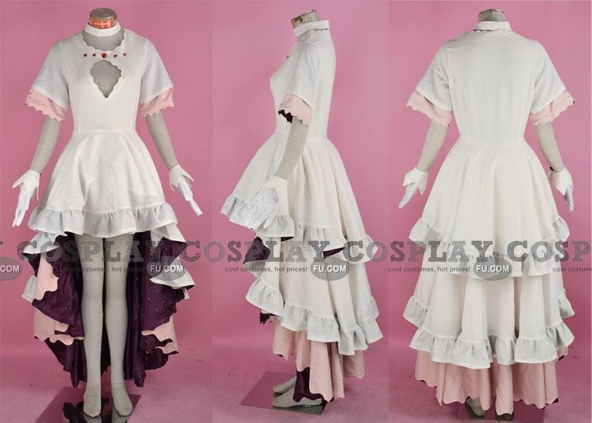 Custom Kaname Cosplay Costume (Ultimate Form,with Stars ...  Custom Kaname C...