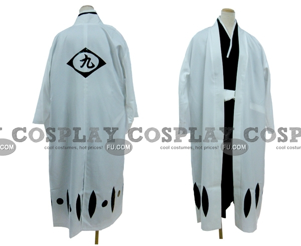 Kaname Cosplay Costume (Champion Uniform) from Bleach