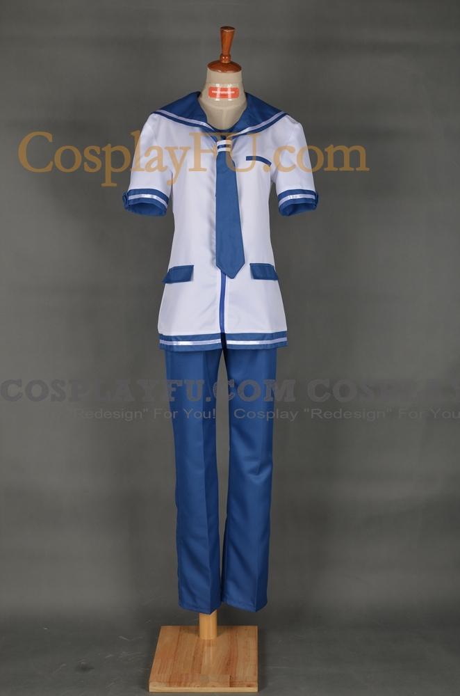 Kaname Cosplay Costume from Nagi no Asukara