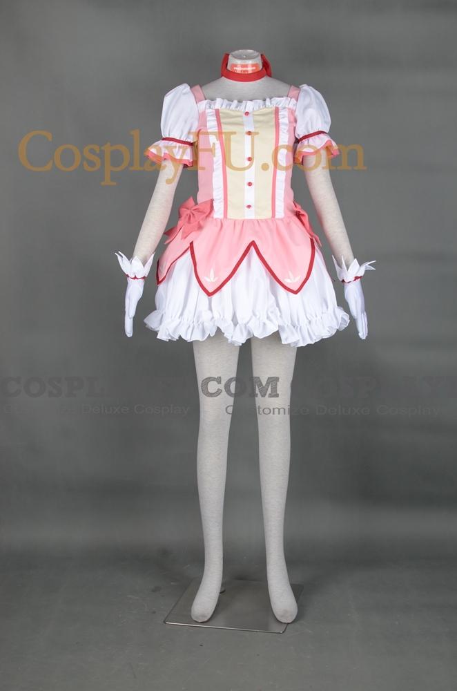 Puella Magi Madoka Magica Madoka Kaname Kostüme
