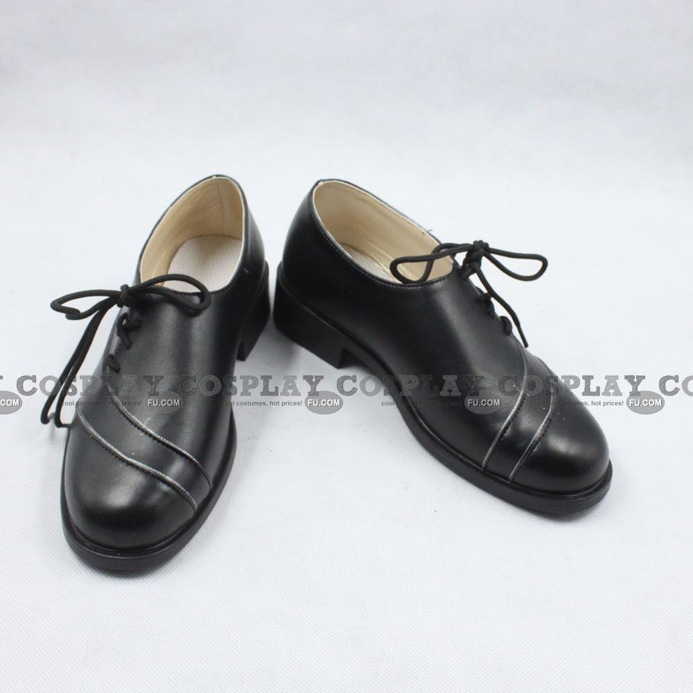 Kaname Shoes (Q7100) from Vampire Knight