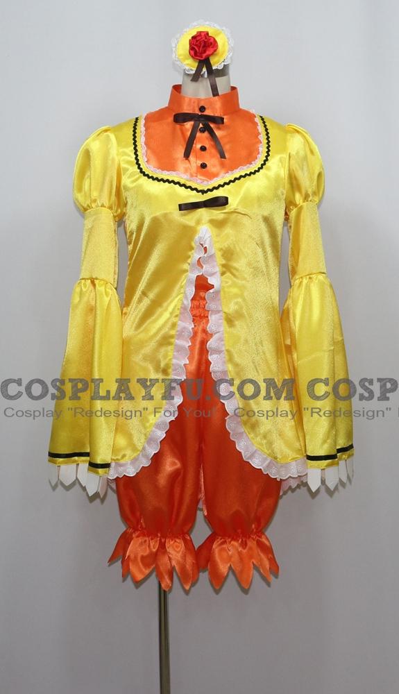 Rozen Maiden Kanaria Costume (1630)