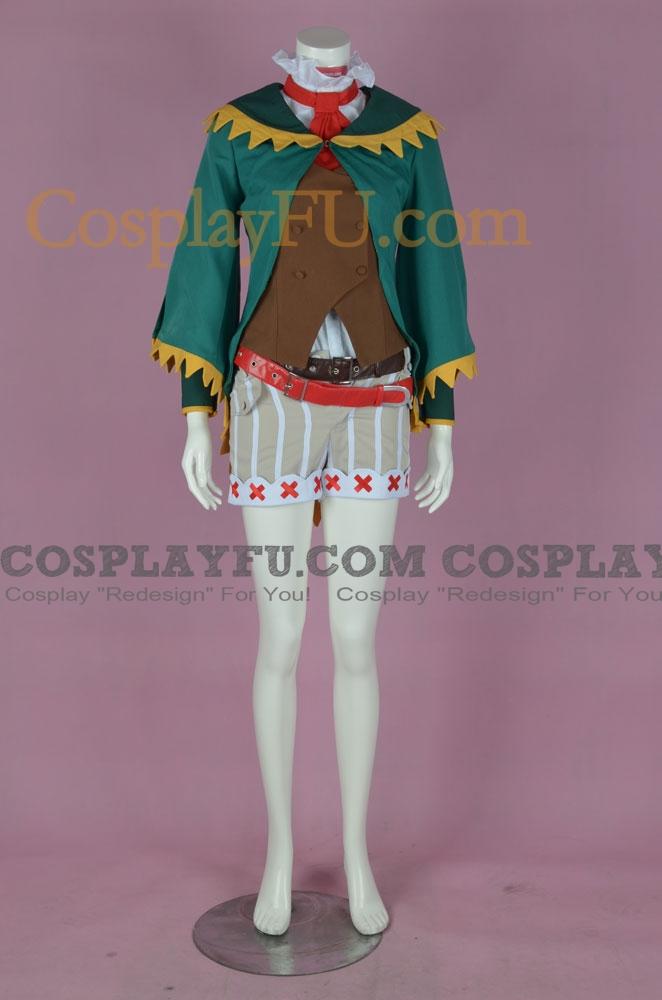 Kanban Cosplay Costume from Monster Hunter