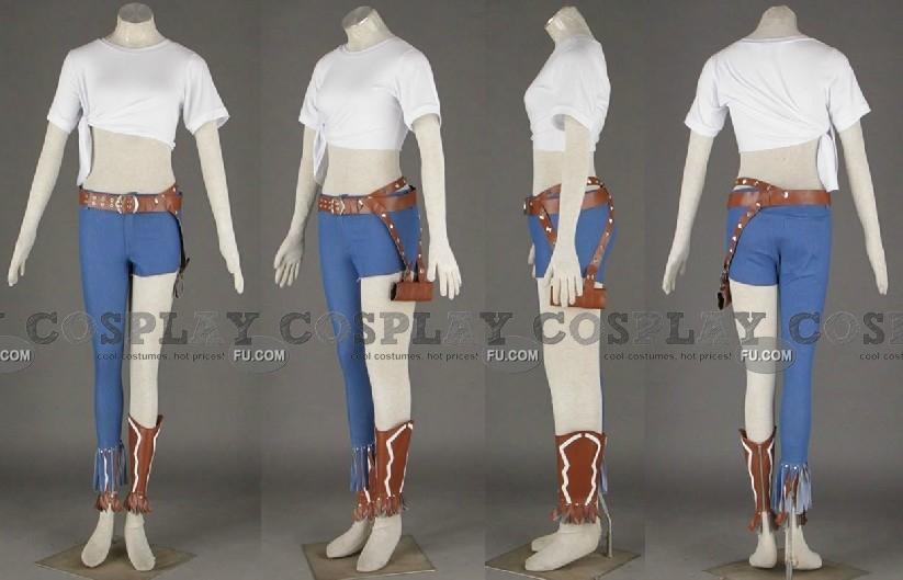 Kaori Cosplay Costume (1-001) from Toaru Majutsu no Index