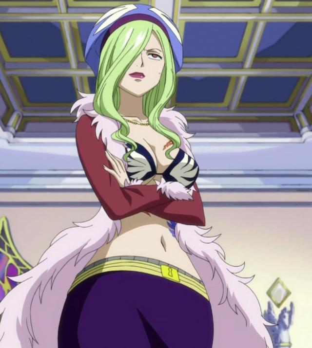 Karen Cosplay Costume from Fairy Tail
