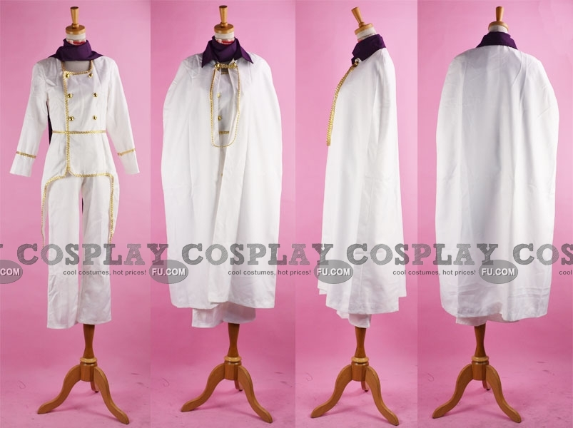 Kasane Cosplay Costume from Vocaloid