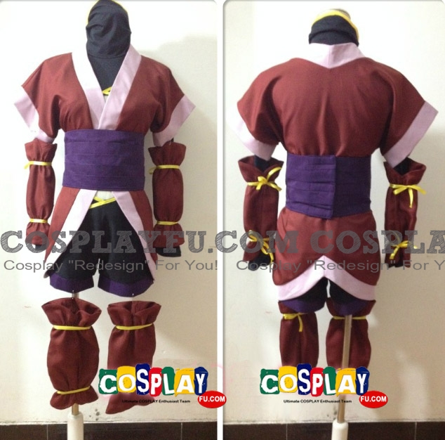 Katen Cosplay Costume from Bleach