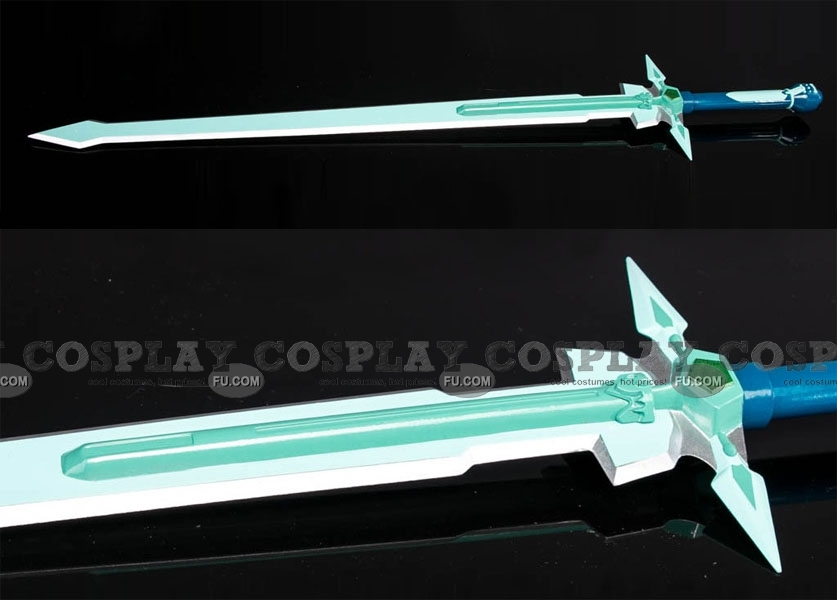 Kazuto Sword (Dark Repulsor, DX15) from Sword Art Online