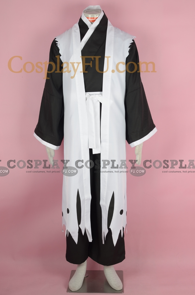Kenpachi Cosplay Costume (009-C56) from Bleach