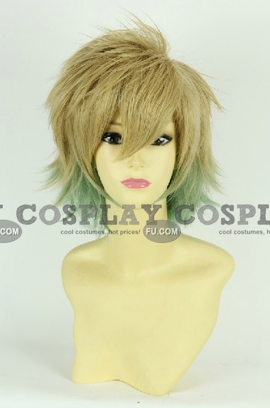 Kent Wig (Mixed Color) from Amnesia