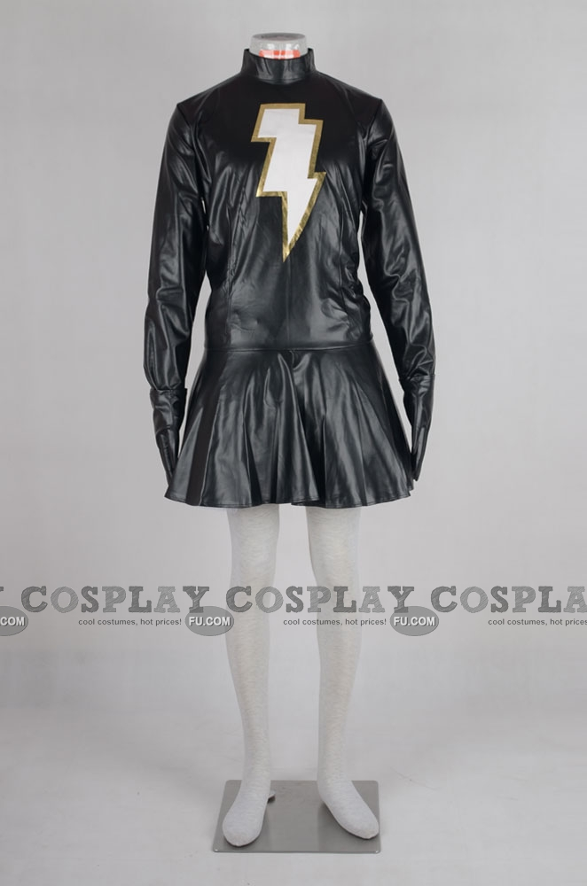 DC comics Mary Marvel Costume (Evil Mary Marvel)