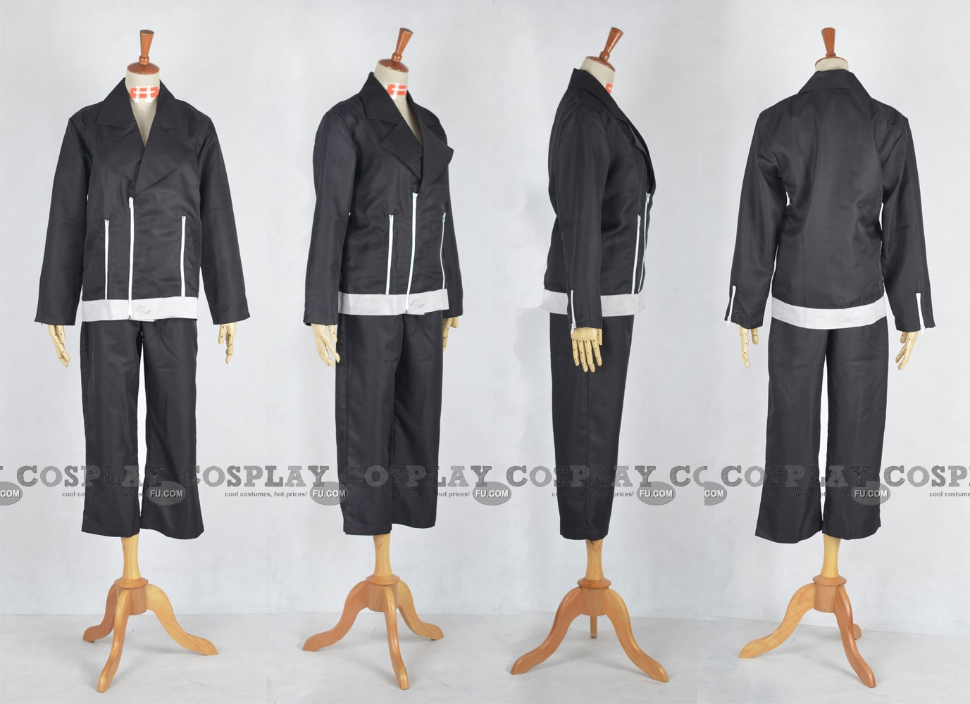 Kiba Cosplay Costume from Naruto Shippuuden