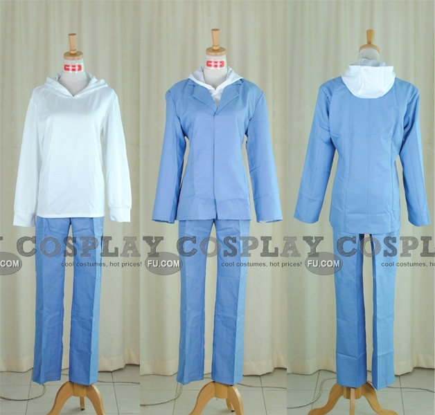 Kida Cosplay Costume from Durarara