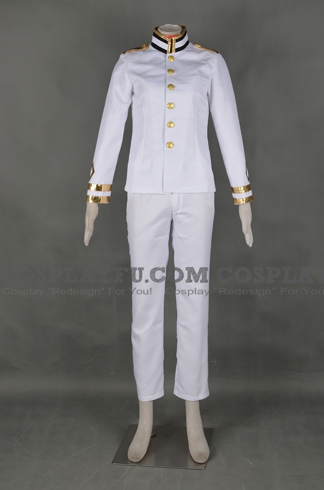Honda Cosplay Costume (Japan) from Axis Powers Hetalia