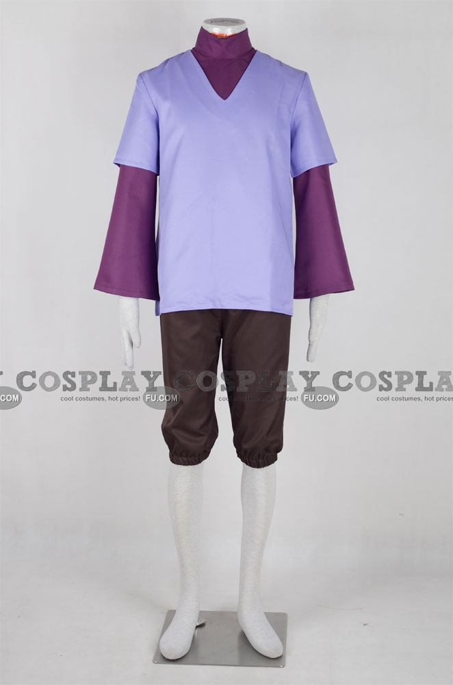 Hunter X Hunter Killua Zaoldyeck Costume