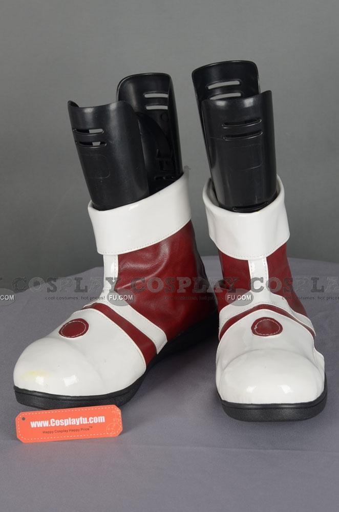 Killua Shoes from Hunter X Hunter