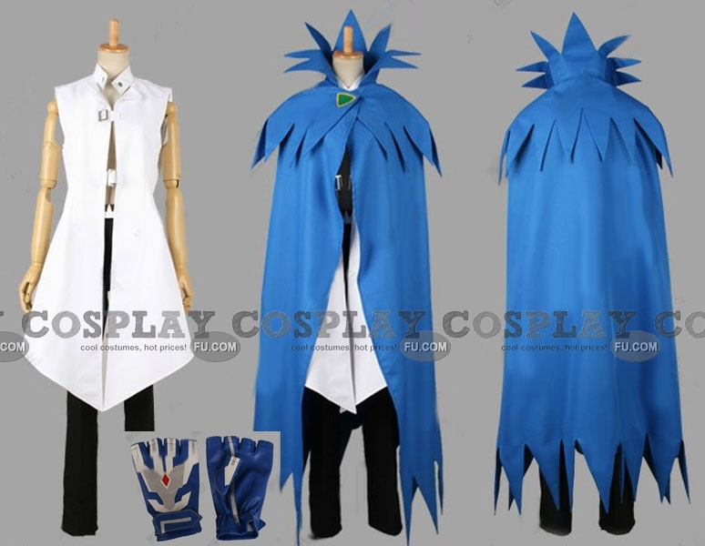 King Z Cosplay Costume from Cardfight Vanguard