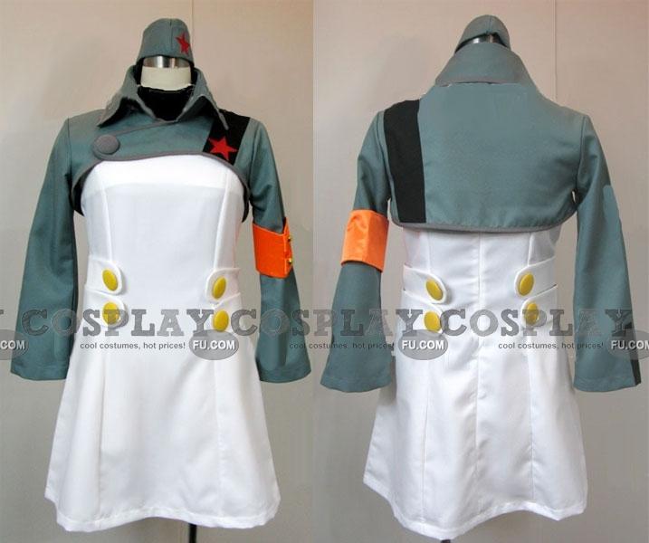 Kinon Cosplay Costume from Gurren Lagann