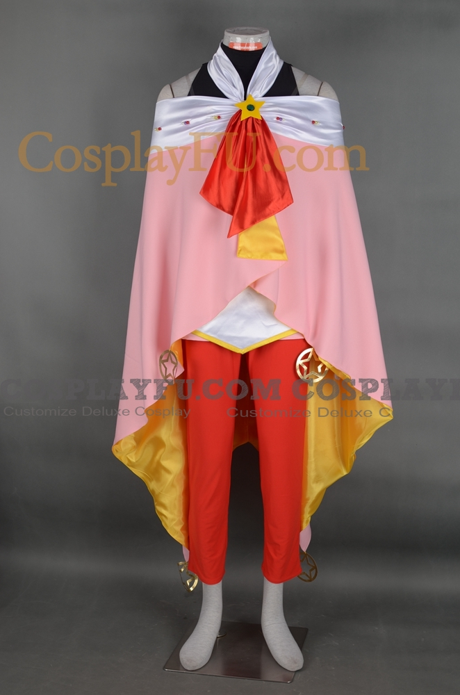 Kirby Cosplay Costume from Kirbys Dream Land