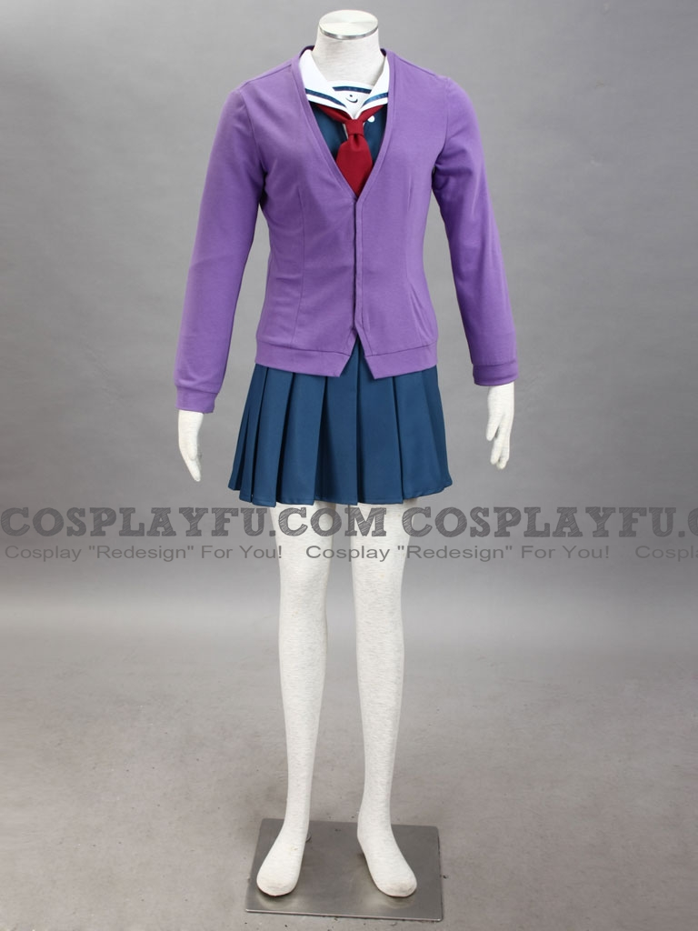 Kirie Cosplay Costume (D114) from Dusk Maiden of Amnesia