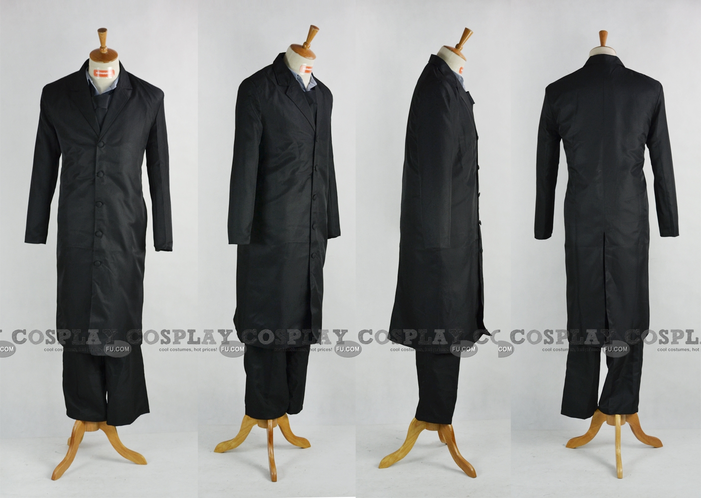 Kiritsugu Cosplay Costume from Fate Zero