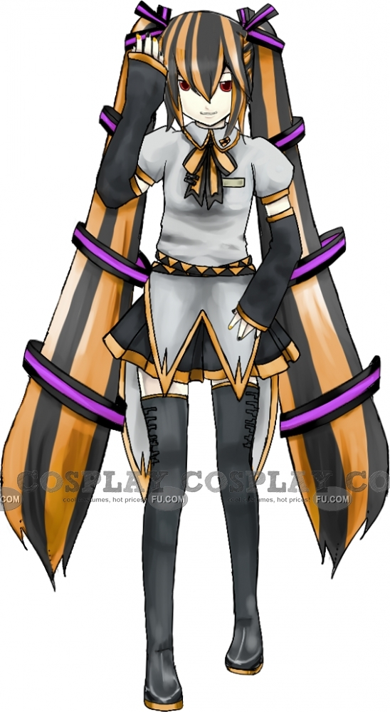 Kiru Cosplay Costume from Vocaloid