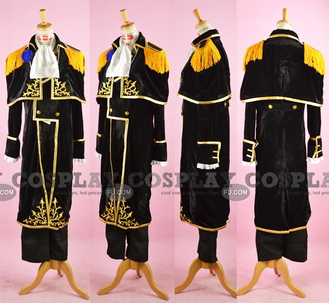 Kiyoteru Cosplay Costume (From the Sandplay Singing of the Dragon) from Vocaloid