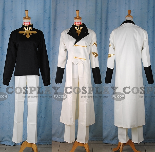 Knights of the Round Cosplay Costume from Code Geass