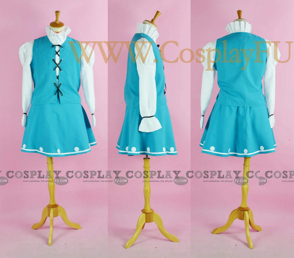 Kogasa Cosplay Costume from Touhou Project