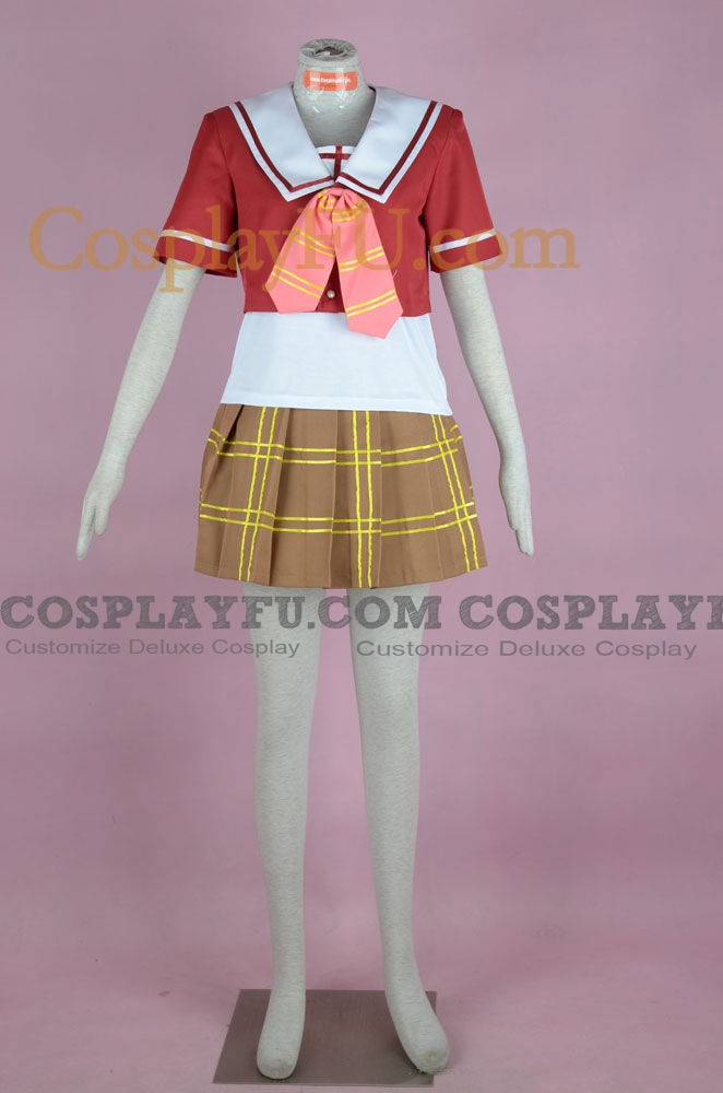 Kokoa Cosplay Costume from Rosario Vampire
