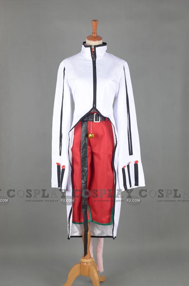 Kokonoe Cosplay Costume from BlazBlue Chronophantasma