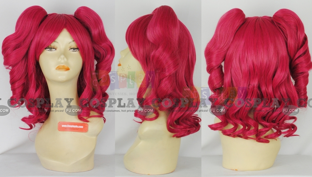 Komachi Wig from Touhou Project