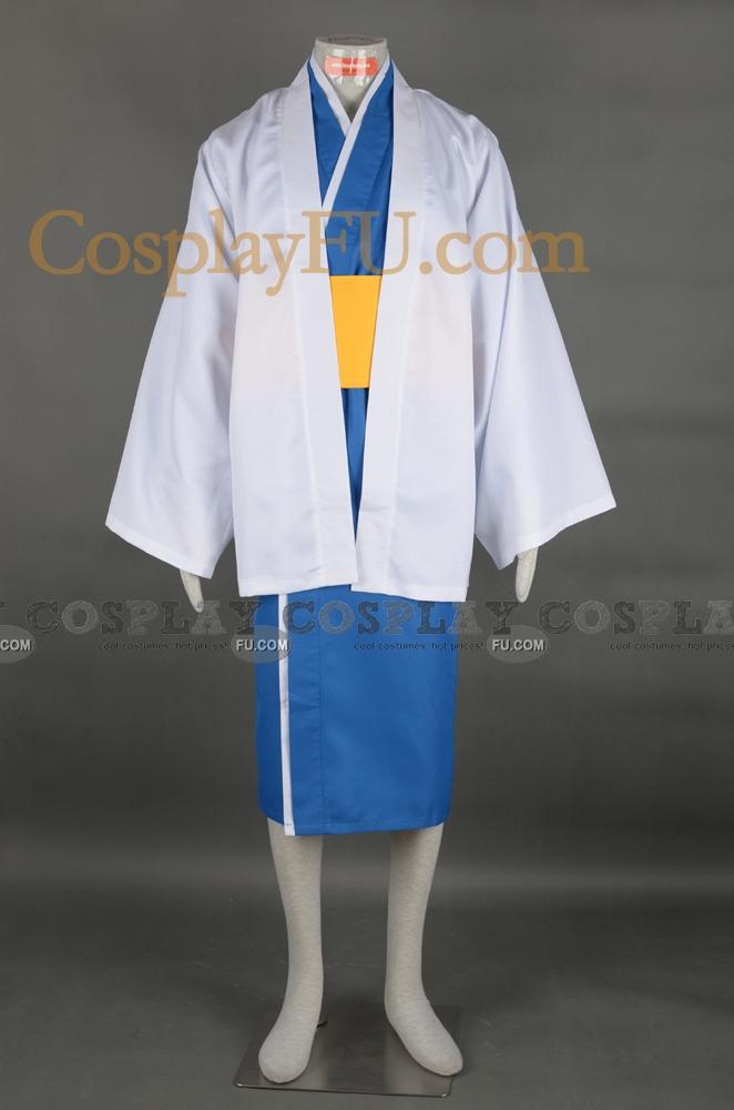 Katsura Cosplay Costume from Gin Tama