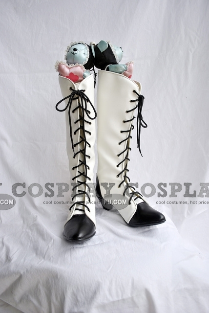 Cosplay Costume Shoes (C230) from Harukanaru Toki no Naka de